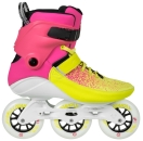 Powerslide Swell Trinity 100 Multicolor Flair Skates
