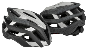Powerslide Sportstyle Helm black/grey