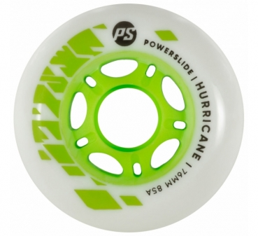 Powerslide Hurricane Wheels 76mm