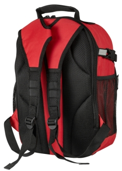 Powerslide Fitness Backpack red