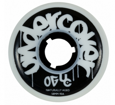 Undercover Wheels 58mm