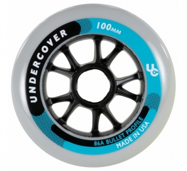 Undercover Wheels 100mm