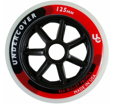 Undercover Wheels 125mm